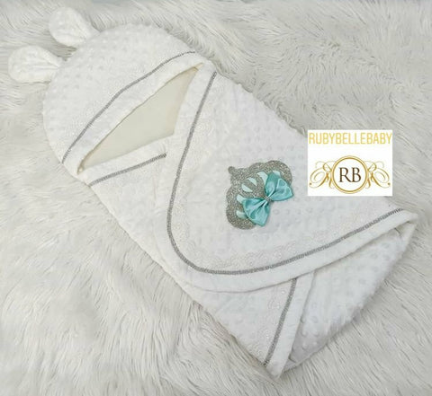 Princess Swaddle - Mint Green
