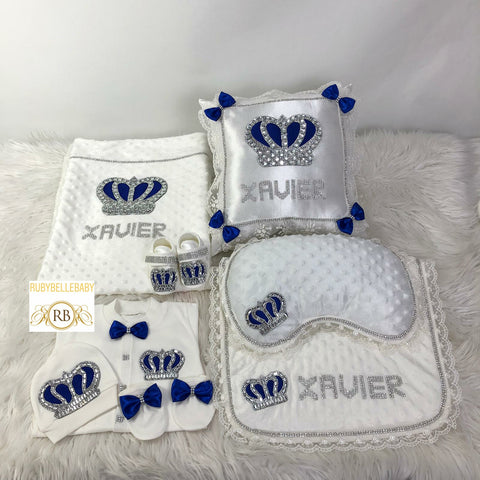 7pcs HRH Set - Blue