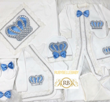 10pcs HRH Set - Blue