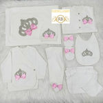 10pcs Princess Set - Pink