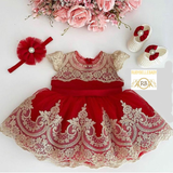 Vanessa Infant Dress