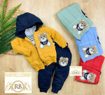 Moschino Inspired Infant Lounge Set