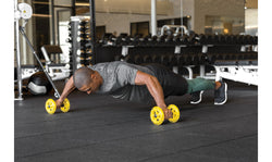 Core/Stability Workout with SKLZ