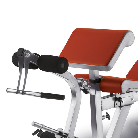 BH Fitness Optima Press Bench G330 Comfortable Roller