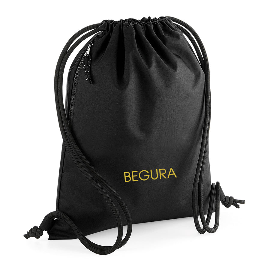Begura Black Sports Gymsac - BEGURA