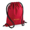 Begura Red Sports Gymsac - BEGURA