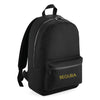 Begura Black Leisure Backpack - BEGURA