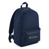 Begura Navy Leisure Backpack - BEGURA