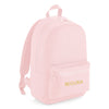 Begura Light Pink Leisure Backpack - BEGURA