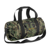 Begura Green Camo Barrel Bag - BEGURA