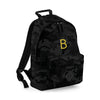 Begura Black Camo Backpack - BEGURA