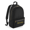 Begura Black Gold Backpack - BEGURA