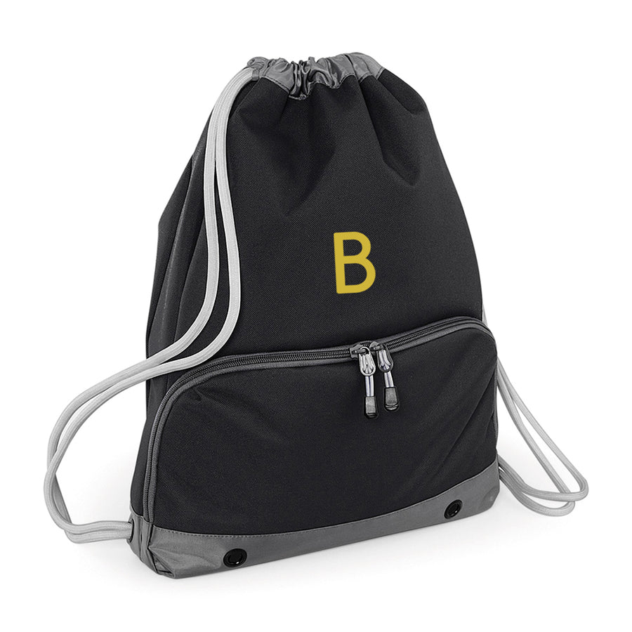 Begura Black Leisure Gymsac - BEGURA