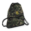 Begura Green Camo Leisure Gymsac - BEGURA