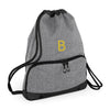 Begura Grey Leisure Gymsac - BEGURA