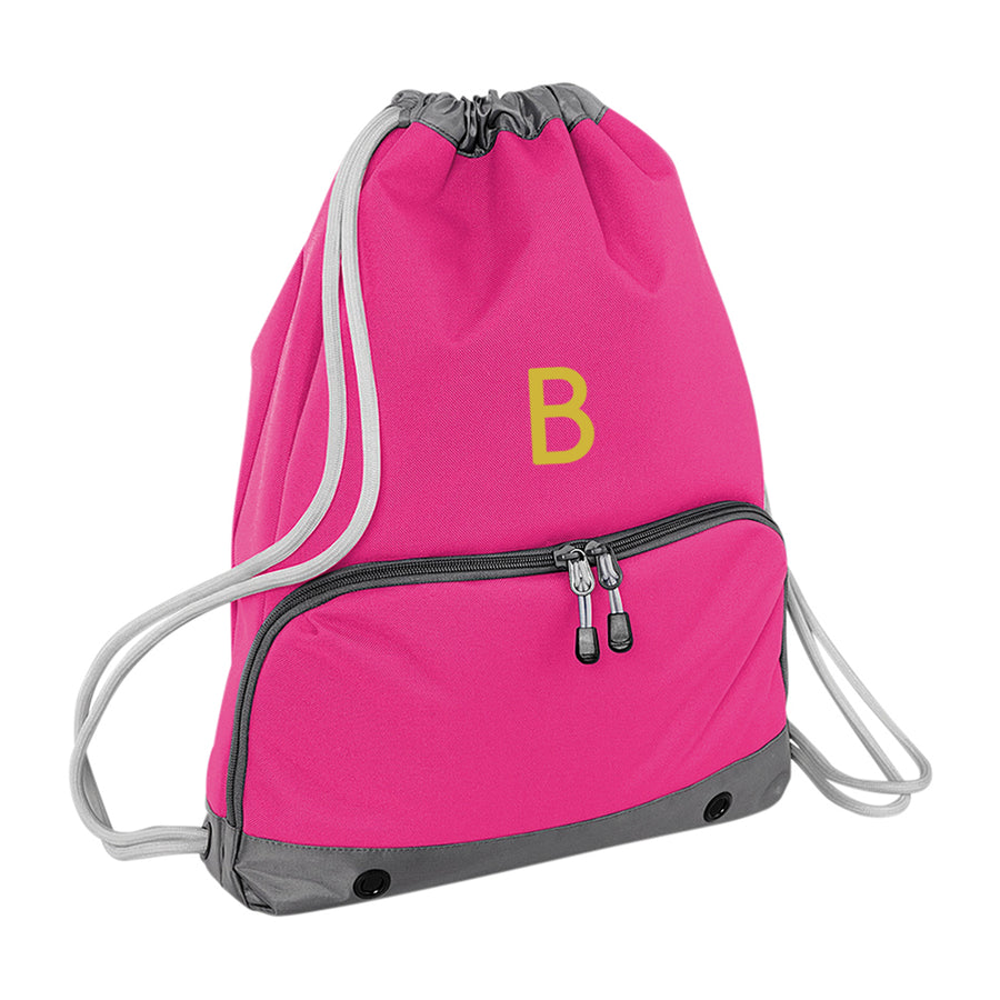 Begura Pink Leisure Gymsac - BEGURA