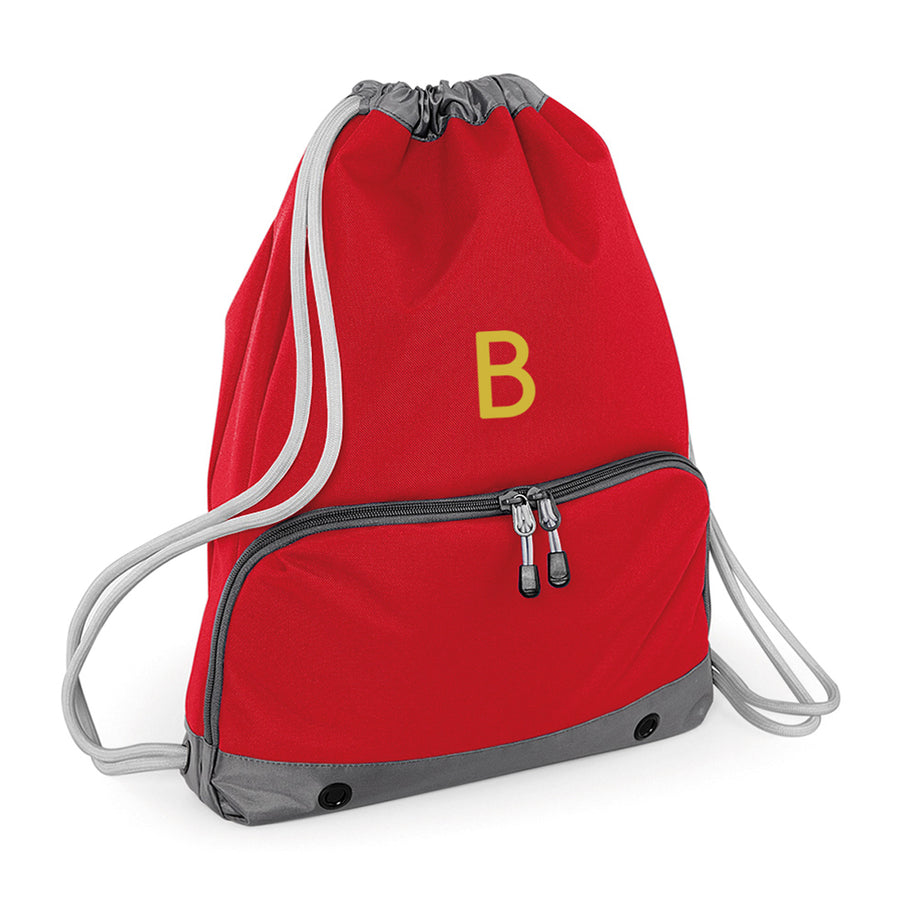 Begura Red Leisure Gymsac - BEGURA