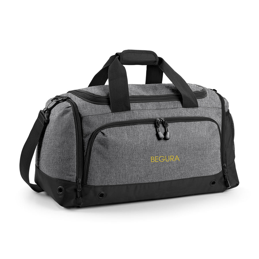 Begura Grey Holdall Bag - BEGURA