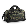 Begura Green Camo Holdall Bag - BEGURA