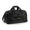 Begura Black Camo Holdall Bag - BEGURA
