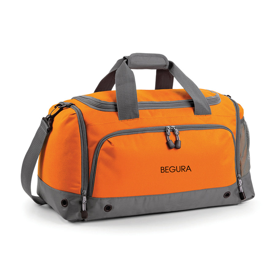 Begura Orange Holdall Bag - BEGURA