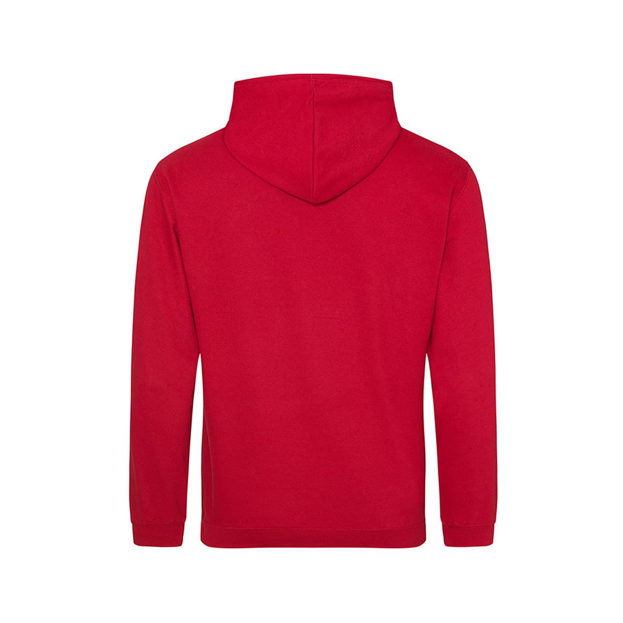 Begura Fire Red Men Hoodie - BEGURA