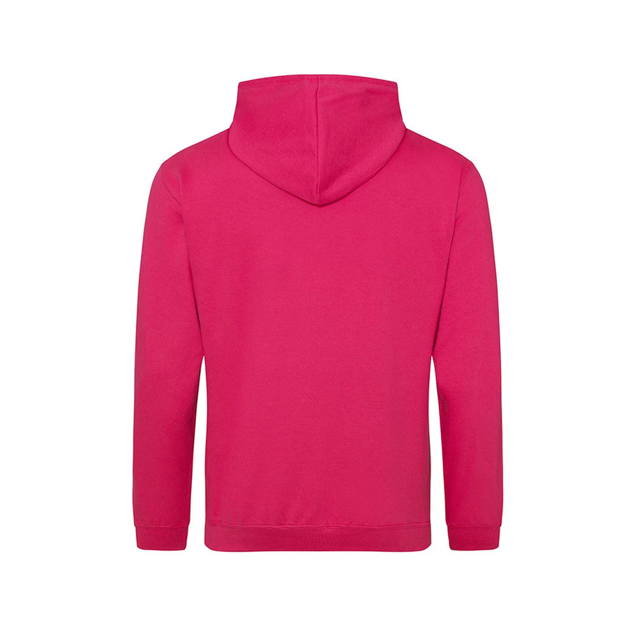 Begura Hot Pink Men Hoodie - BEGURA