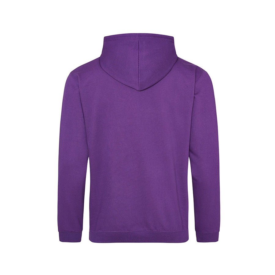 Begura Purple Men Hoodie - BEGURA