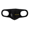 Begura Black Premium Air Vent Face Mask - BEGURA