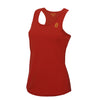 Performance Begura Red Vest Top