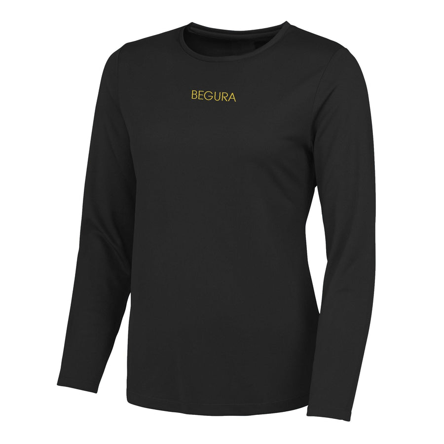 Performance Black Long Sleeve - BEGURA