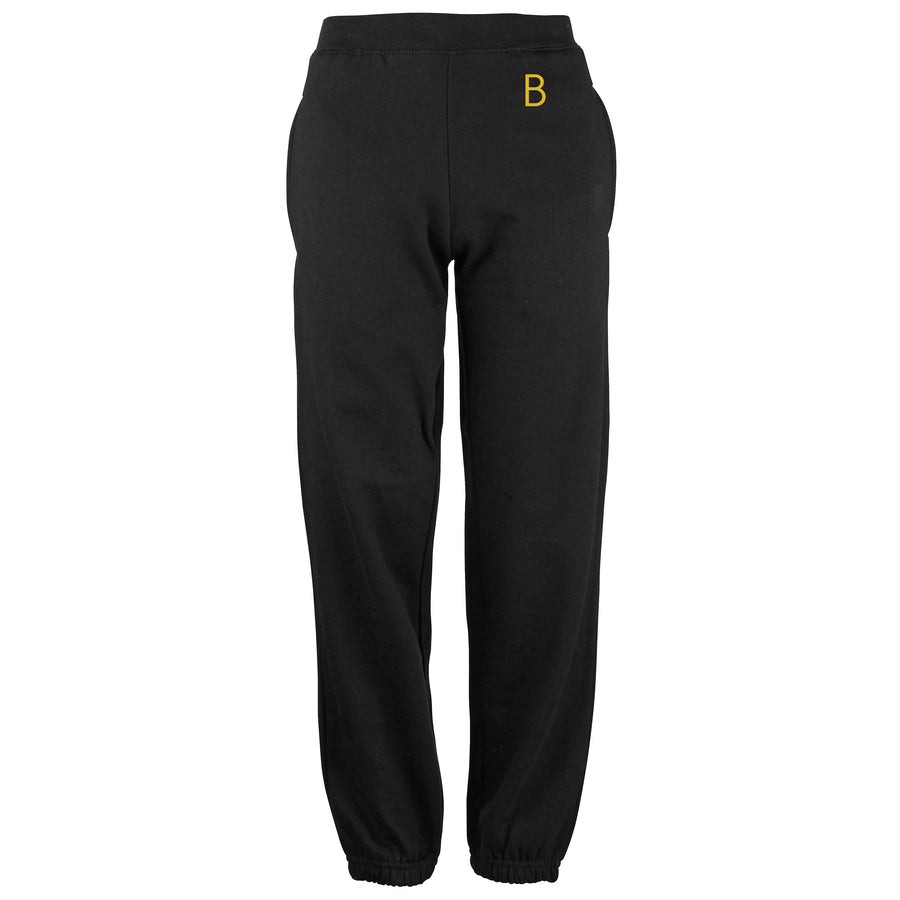 Kids Black Jog Pants - BEGURA