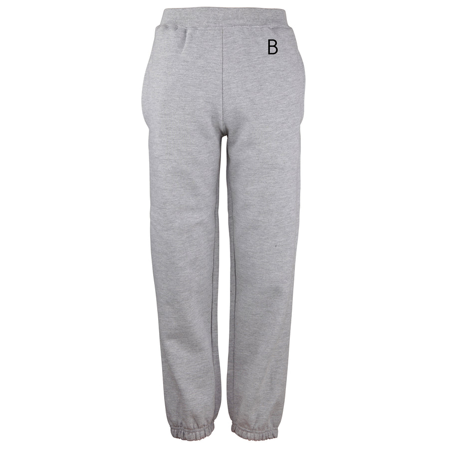 Kids Grey Jog Pants - BEGURA