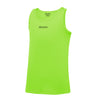 Kids Performance Electric Green Vest Top - BEGURA