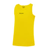 Kids Performance Electric Yellow Vest Top - BEGURA