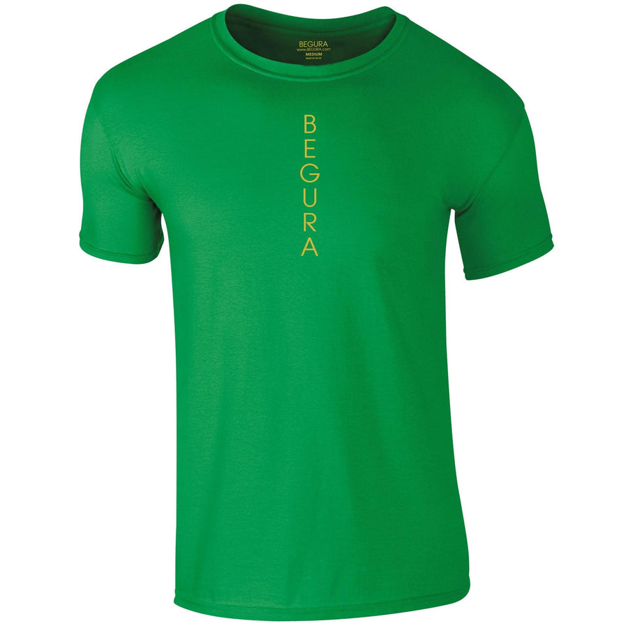 Vertical Green T-Shirt - BEGURA