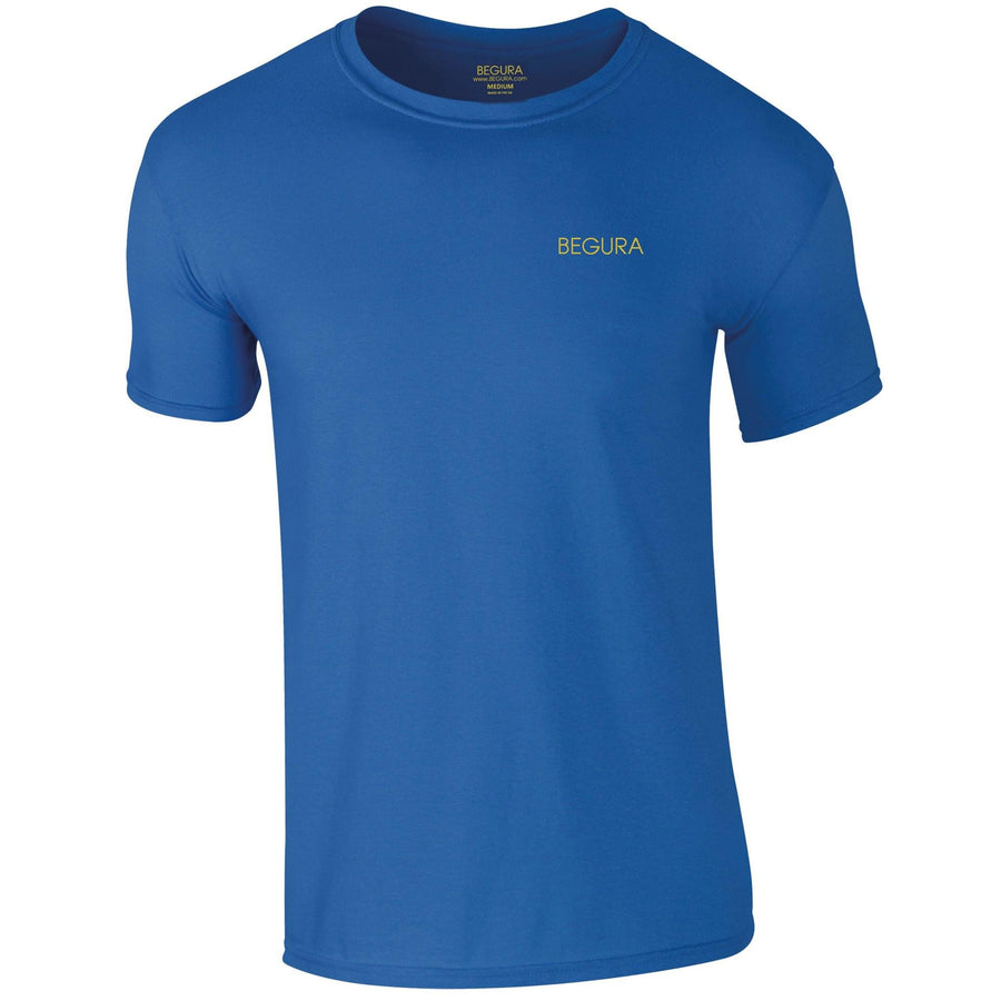 Begura Royal Blue T-Shirt - BEGURA
