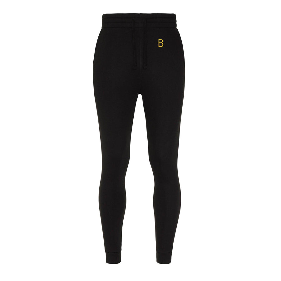 Black Track Pants - BEGURA
