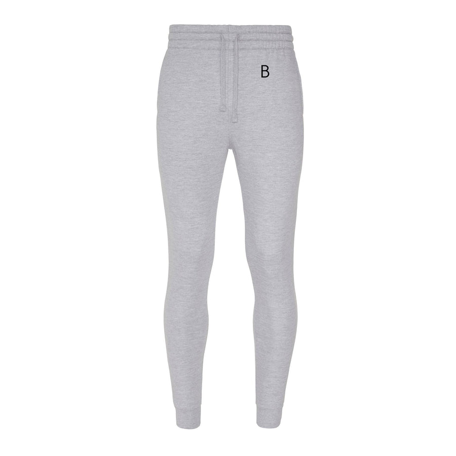Grey Track Pants - BEGURA