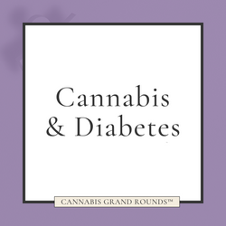 Cannabis & Diabetes