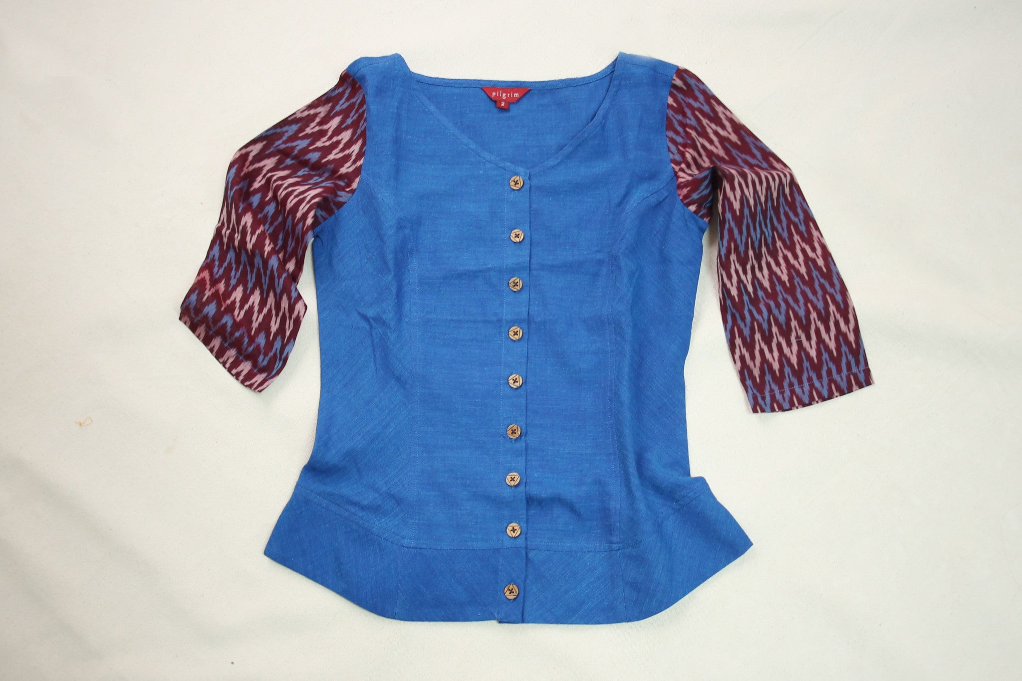 Butterfly Jacket Sleeved