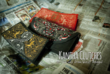 Load image into Gallery viewer, Kantha Clutch