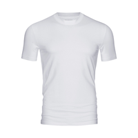 Mey Dry cotton Olympia t-shirt ronde hals wit