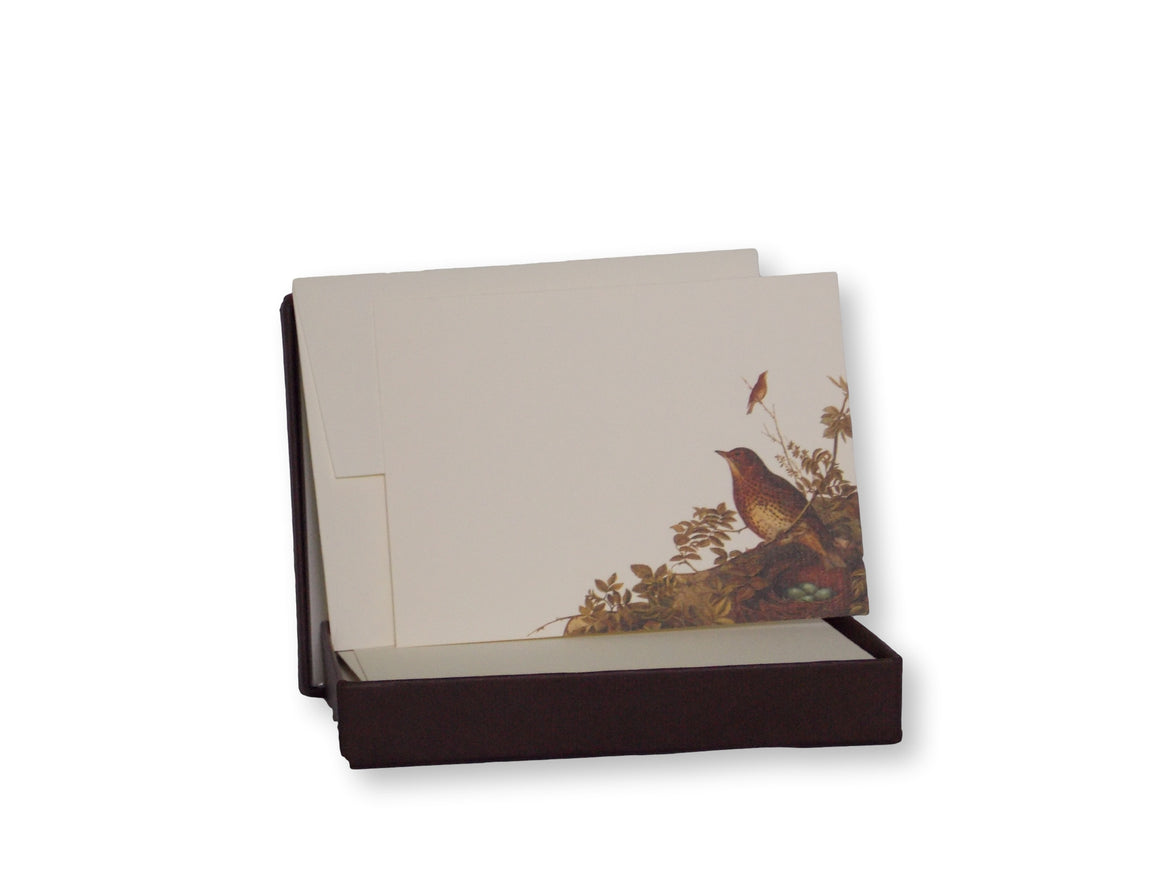 Boxed Stationery Set - Birds Nest