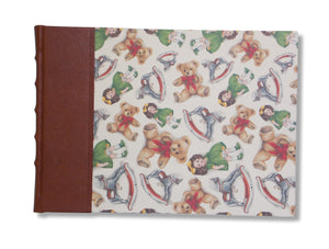 Large Leather bound children's photo album