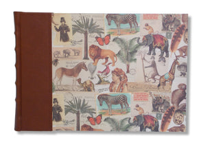 Safari design large photo album