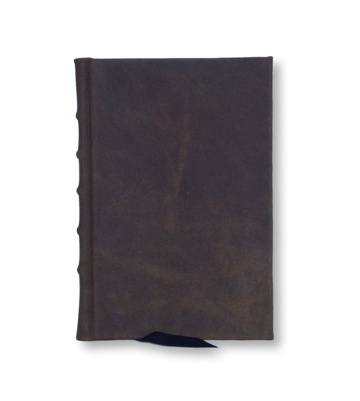 Aged Italian Goatskin Journal