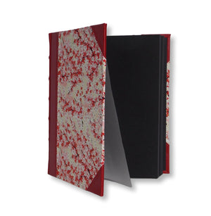 Cherry Blossom album with black pages