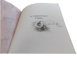 A Christmas Carol by Charles Dickens (Illustrated by Robert Ingpen)