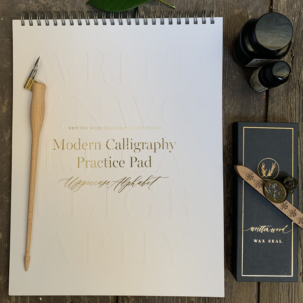 Dual Purpose Calligraphy Pen